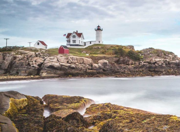 Enchanting Islands of New England